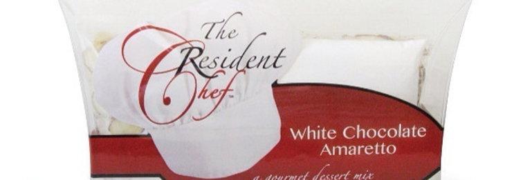 White Chocolate Amaretto Dessert mix