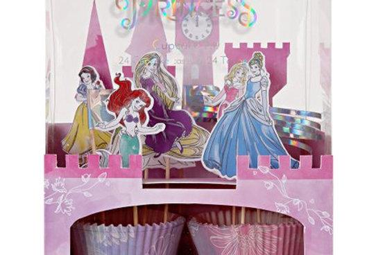 Princess Cupcake Kit