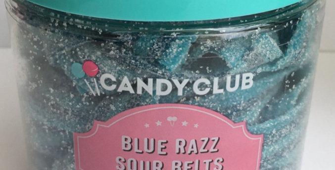 Blue Razz Sour Belts