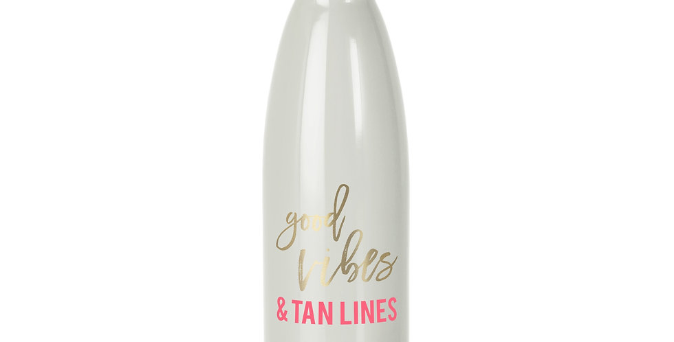 Insulated 17 oz bottle