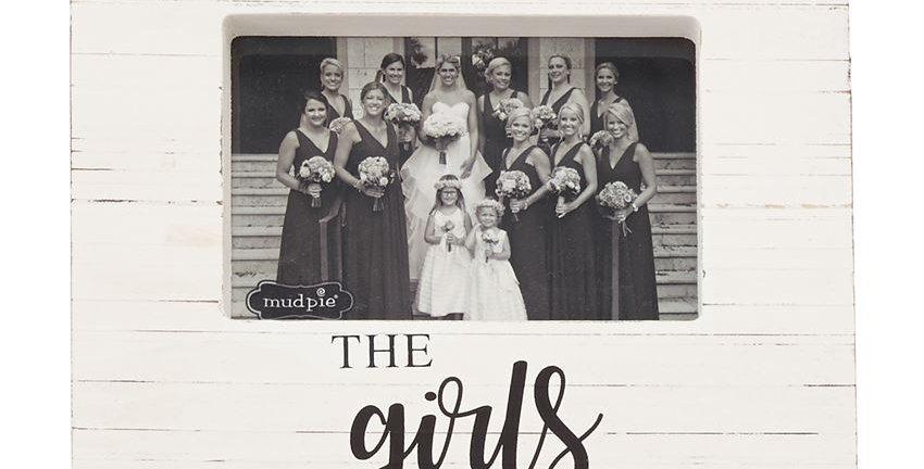 'The girls' block frame