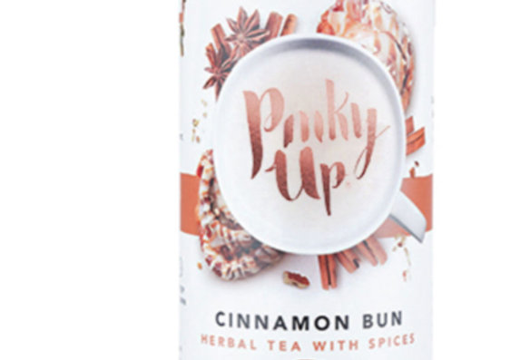 Pinky Up Cinnamon Bun loose leaf tea