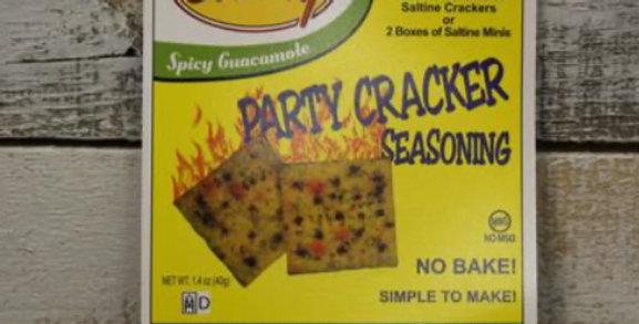 Spicy Guacamole Savory Mix