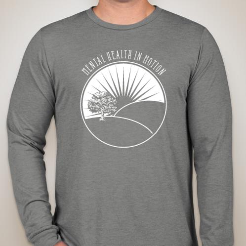 LS Grey TShirt