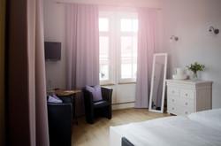 Hotel Stadtvilla Hechingen Zimmer