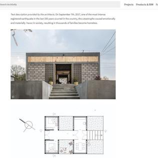 Melani House / BIOSARQS + Hábitat para la Humanidad México + ONG Cuidemos.org en ArchDaily
