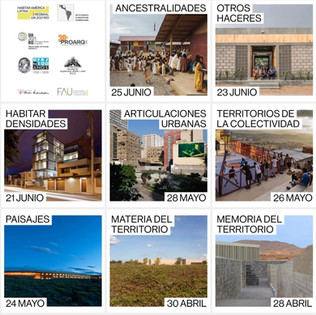 """""""Habitar América Latina"""""""