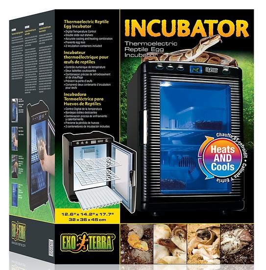 Incubadora Termoeléctrica para Huevos de Reptiles