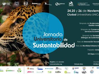 Jornada Universitaria de Sustentabilidad