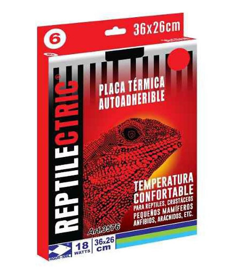 Placa Termica REPTILECTRIC 36x26cm 10w