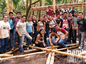 Más de 200 alumnos capacitados en el WorkShop Bambú