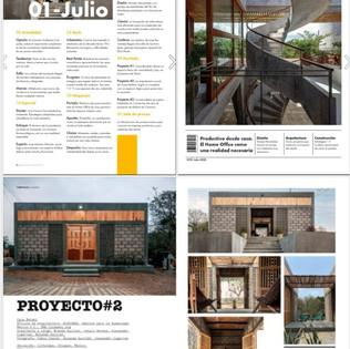 Publicación Revista PENINSULA CONSTRUYE