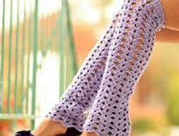 Crochet Knee High