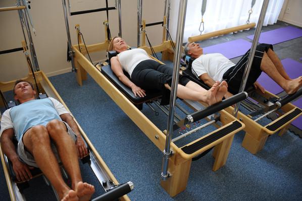Trio Pilates Reformer