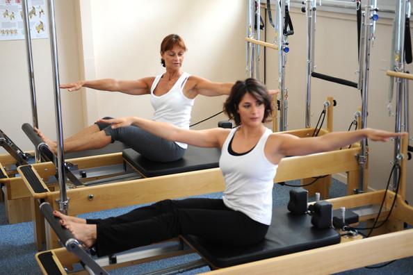 Duo Pilates Reformer