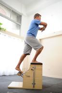 Pilates machine homme