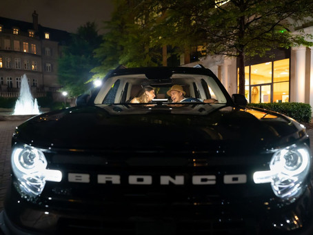 How Ford's 2021 Bronco Sport Outer Banks Turned Heads!