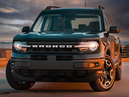 Ford's 2021 Bronco Outer Banks Edition is a Panther!