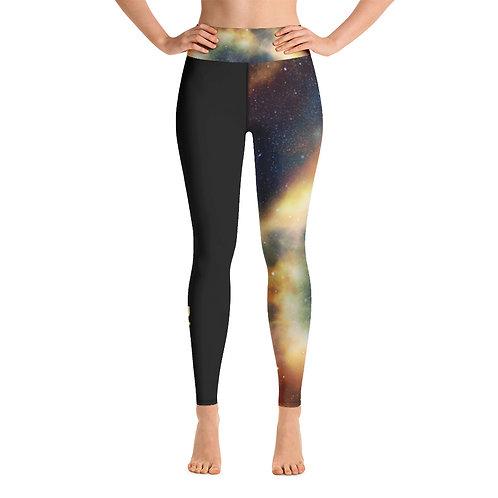 Starriest of Nights Yoga Leggings