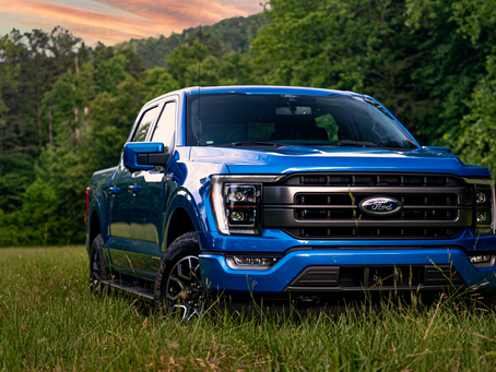 Celebrate Life's Precious Moments With The 2021 Ford Hybrid F-150