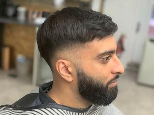 Skinfade And Beard