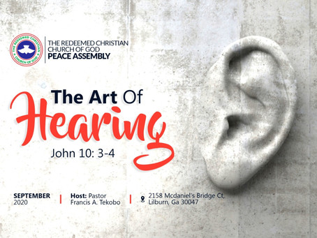 10 Levels of Obedience: Results when you hear from God