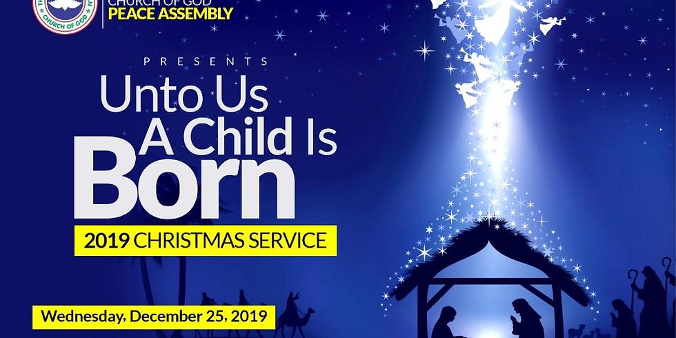 2019 Christmas Service