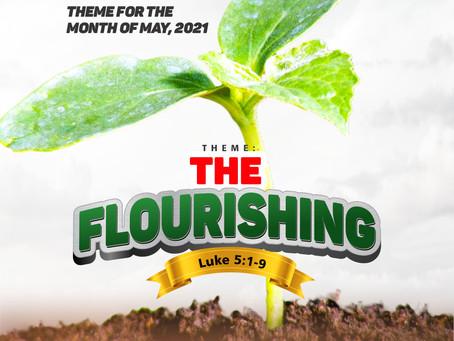 May Sunday Service: The Flourishing by Pastor Francis Tekobo