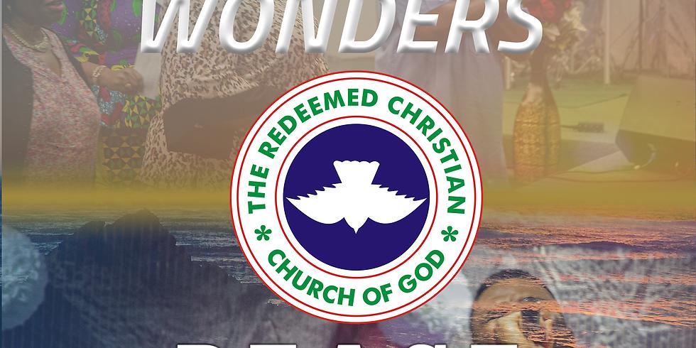 Festival of Praise & Wonders