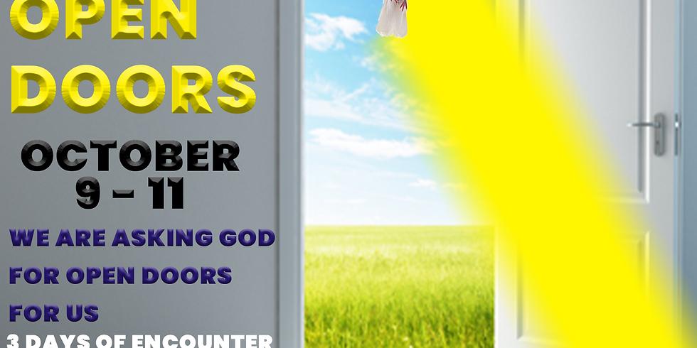Spiritual Week of Open Doors