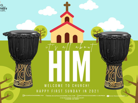 January 2021 Thanksgiving Sunday Service