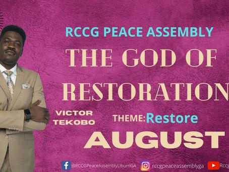 The Power of Restoration