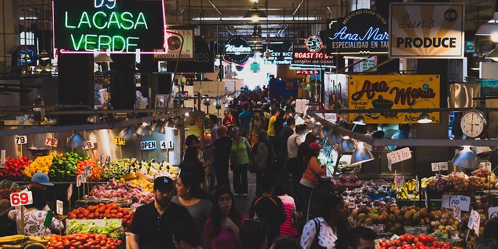 Pop Up Vendor Weekend