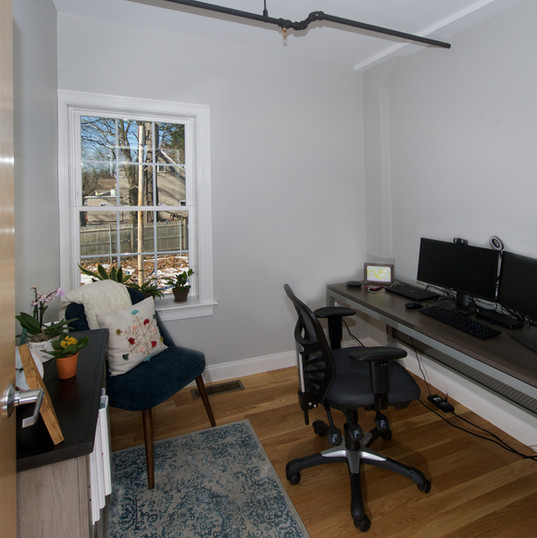 Smaller Private Office