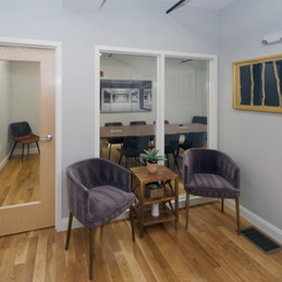 Private Office Open Area