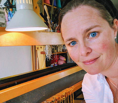ANINIdesigns-Jeanine Ertl Owner, Weaver,