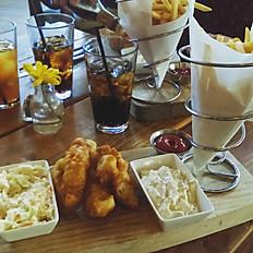 Kibbeling (Fish & Chips)