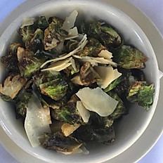 flash fired brussel sprouts
