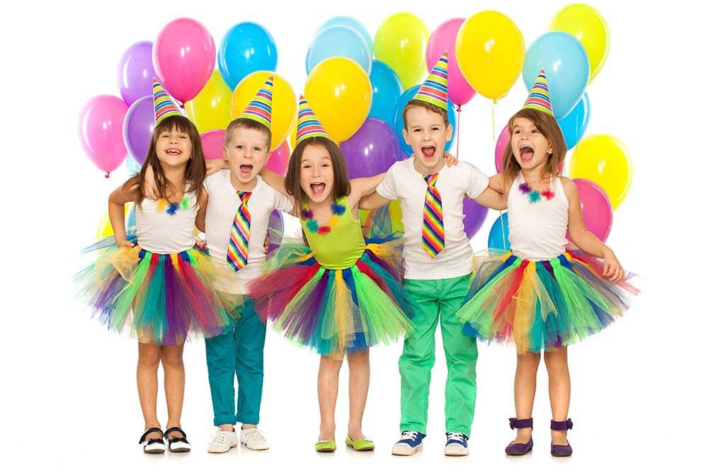 Groove Kidz Birthday Party