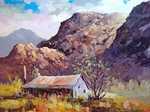 Prospector Cabin Arizona