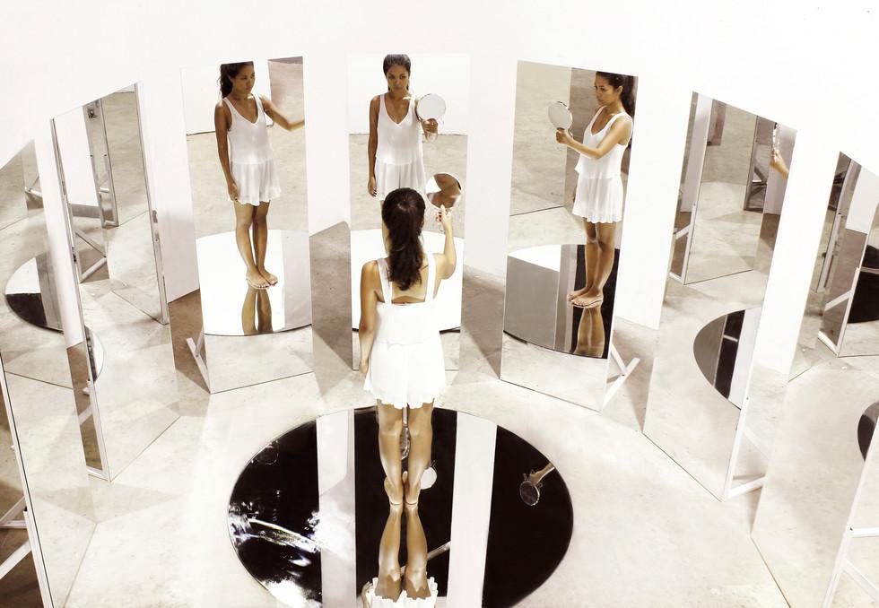 Mirror stage 2016