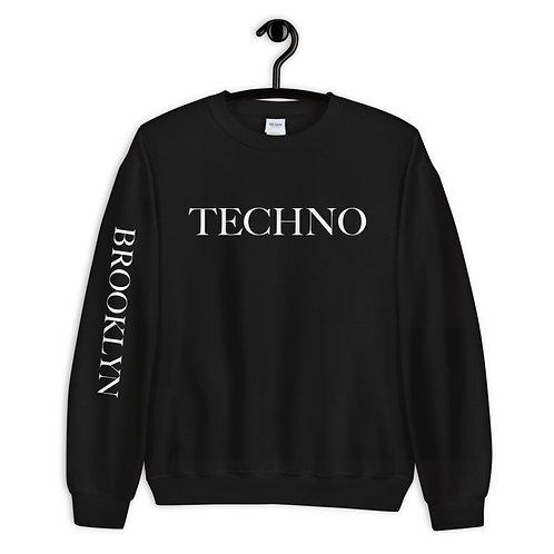 Techno Bklyn Crew Neck