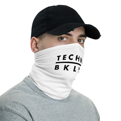 Techno Bklyn Mask V1 (White)