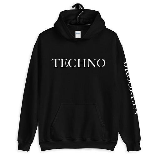 Techno Bklyn Hoodie