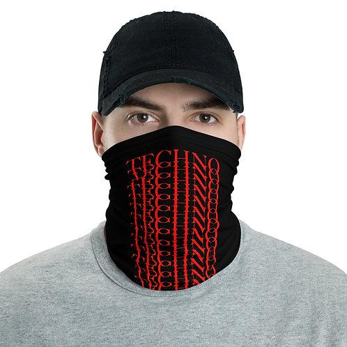 Techno Bklyn Stacked Mask V1 (Ltd. Edition Red)
