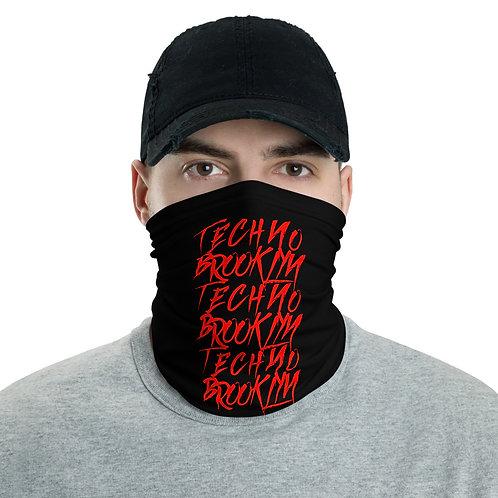 Techno Bklyn Graffiti Mask (Ltd. Edition Red)