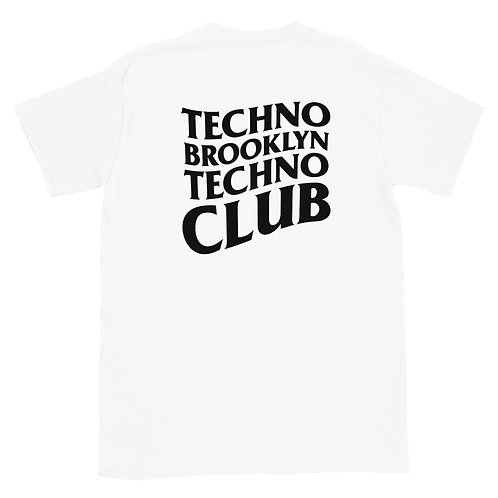 Techno Bklyn Techno Club Tee V3
