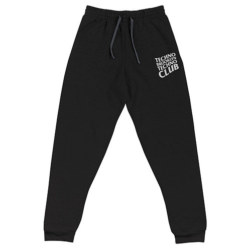 Techno Bklyn Techno Club Joggers V1