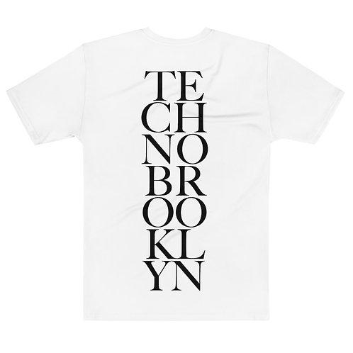 Techno Bklyn Stacked Tee V2