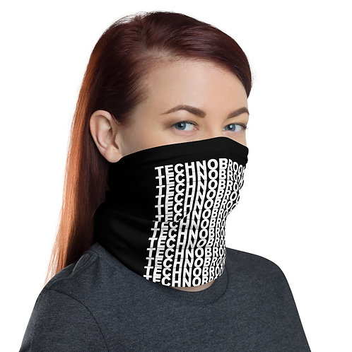 Techno Bklyn All-Over Mask
